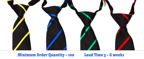 School ties available in all sizes